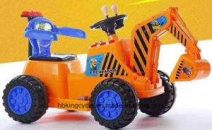 Automatic Electric Excavator Toy for Kids