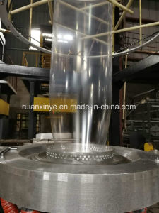 Double Layers Rotary Die Head Plastic Film Blowing Making Machine pictures & photos