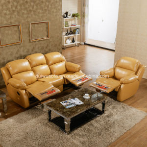 New And Modern L Shape Sectional Recliner Sofa Set