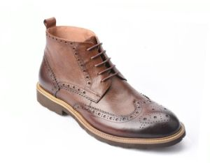 2017 Wholesale Male Shops Online Winter Wear Men Leather Fashion Boots a07b84745a39