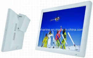 21.5 Inch Bus LCD Monitor Advertising Video Player pictures & photos