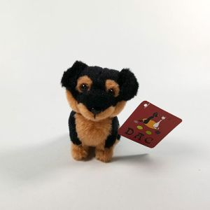 Plush Mini Mascot Brand Dogs