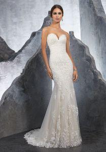 Sweetheart Wedding Dress.Top Quality Sexy Sheath Sweetheart Lace Wedding Dress 2018