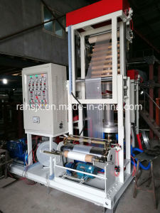 Extruder Mini Size PE Bag Film Machine pictures & photos