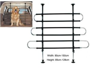 China Universal Car Pet Dog Guard Wall Grill Safety Barrier Dog