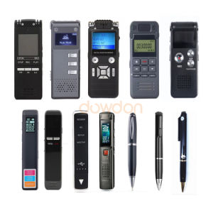 Factory Price Digital Voice Recorder Manufacturer Professional USB Voice Recorder Support OEM