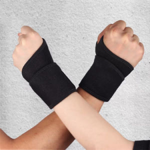 Fashion Durable Elastic Non Removable Bowling Weight Lifting Gymnastic Sweat Band Wrist Support
