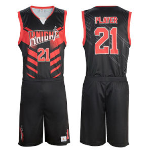 b3a5f0122de Custom Basketball Jersey Uniform