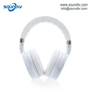 China Anc Over Ear Audio Wireless Headset Bluetooth Earphone Stereo Headphone China Wireless Headphone Over Ear Headphone