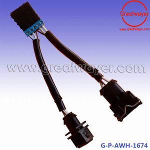 5 Pin Socket Adapter 3 Pin Connector Fuel Injector Wire Harness  Pin Socket Wiring Harness on