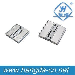 Zinc Alloy Electrical Panel Door Hinge (YH9366) pictures & photos