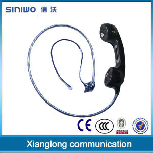 Coiled Cord Telephone Handset