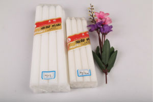 White Candles Bougies/Velas Made in China pictures & photos