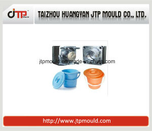 Top Quality Plastic Injection Water Bucket Mould pictures & photos