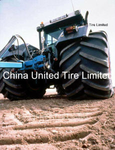 Harvester Tyre for Agricultural Harvesting Equipment, Corn Crop Reaper