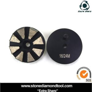 China Supply Metal Bond Terrazzo Grinding Disc pictures & photos