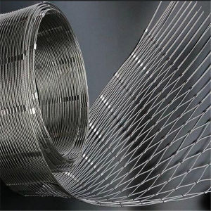 X-Tend Stainless Steel Cable Mesh pictures & photos