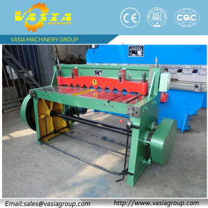 Aluminum Steel Shearing Machine with High Precision pictures & photos