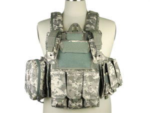 Molle Tactical Strike Plate Carrier Vest