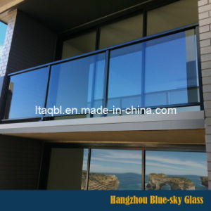 10mm Balsutrade Tempered Glass with Hydrophobic Coating