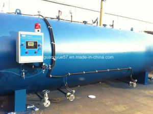 800X64000 Steam Vulcanizing Rubber Tube Chamber pictures & photos