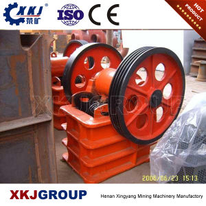 Advanced PE250*400 Jaw Crusher/ Stone Crusher for Quarry/Construction Primary Crushing