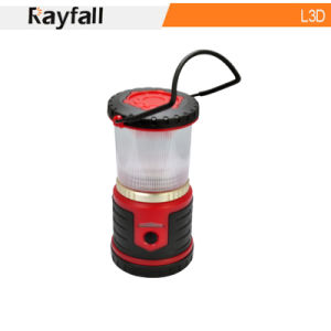 Wholesale Rayfall L3d Dry Battery Source Waterproof LED Camping Lantern