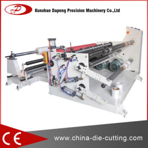 Roll Slitting Machine for Craft Paper Packing Paper (slitter rewinder) pictures & photos