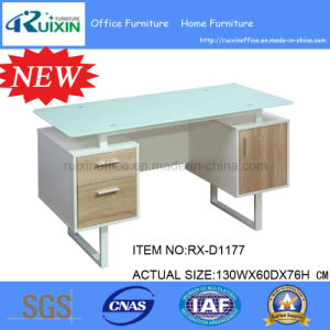 Hot Sale Custom 9mm Thickness Glass Desktop Computer & Office Desks Online