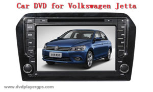 Special Double DIN Car DVD Player GPS for Volkswagen Jetta