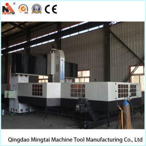 Speical Designed CNC Gantry Milling Machine for Gear Case (CKM3026) pictures & photos