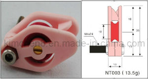 Caged Ceramic Pulley (NT003) Wire Jump Preventer pictures & photos