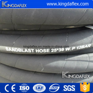 32*48mm High Pressure Sand & Shot Blasting Rubber Hose 12bar pictures & photos