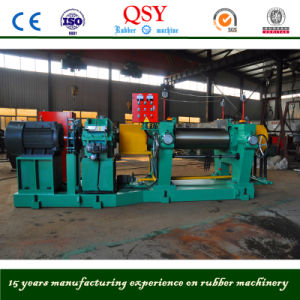 China Top Quality Open Type 2 Roll Rubber Mixing Mill (XK-160, XK-230, XK-360, XK-400, XK-450, XK-550) pictures & photos
