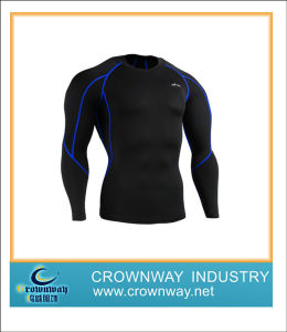 Classic Men Compression Tops, Compressed Jersey pictures & photos