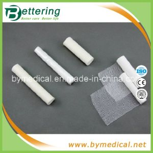 Medical Wound Dressing Cotton Gauze Bandage pictures & photos