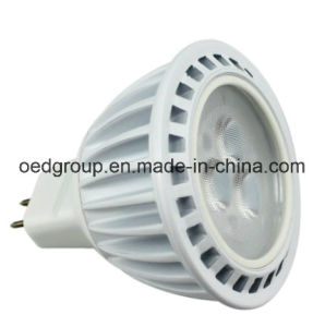 3W GU10 E27 MR16 LED Spot Light SMD3030 pictures & photos