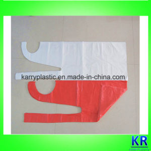 HDPE Disposable Aprons Water Proof PE Aprons pictures & photos