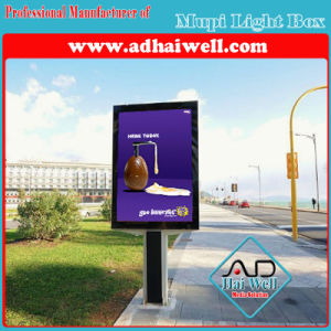 Aluminum Outdoor Advertising Waterproof LED Light Box pictures & photos