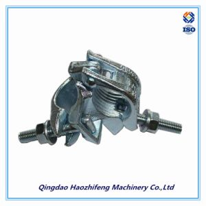 Drop Forged Scaffolding Swivel Clamp by Galvanized Surface pictures & photos
