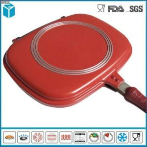 Happy Call Double Sided Pan Diamond Coating Frying Pan