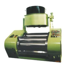 CE Approved Hydraulic Three Rollers Grinder (SY400-1300)