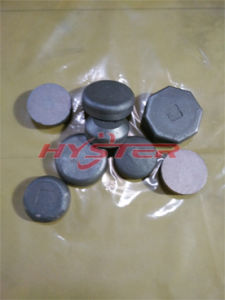 White Iron Wear Protection Parts Wear Buttons pictures & photos