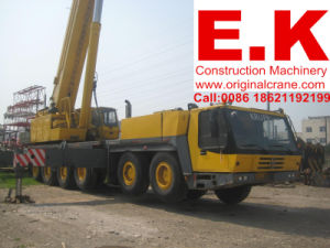 200ton Krupp Used Hydraulic Germany All Terrain Crane (KMK6200) pictures & photos