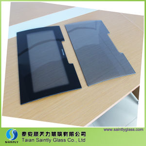 Tempered Glass panel with Holes for Washing Machine