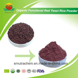 High Quality Organic Functional Red Yeast Rice pictures & photos