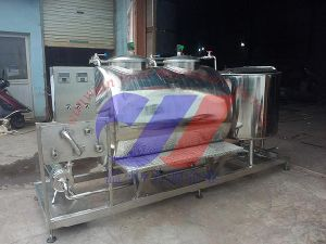 Stainless Steel Cip Cleaning System pictures & photos