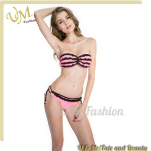 565980e25212d China Wholesale Sexy Breast Bikini Swimwear Fashion Strapless Women ...
