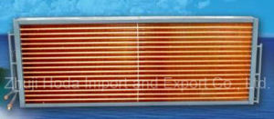 Full Copper Heat Exchanger Condenser Coil for Metro/Railway Air Conditioner