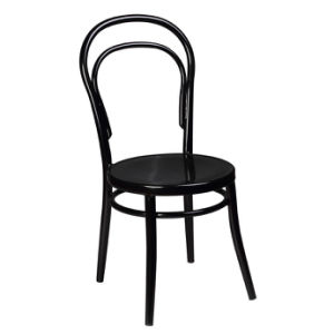 Aluminum Thonet Dining Chair (C1402)